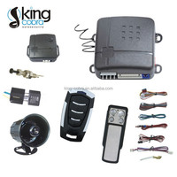 Universal One Way Car Alarm System with Excellen Quality and Competitive Price Hot Sale in South America