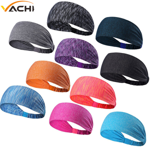 Breathable Stretchy Non-Slip Fitness Exercise Sports Headbands