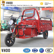 Hot selling 3 wheel electric motorcycle for cargo/Fashion electric trike battery trike for cargo/ New cargo tuktuk