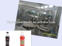 Soft drinks canning equipment for sale