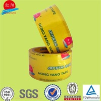 Hot Selling bopp Super Clear Adhesive Tape