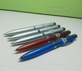 Wholesale promotional pen with led light ball pen with led light