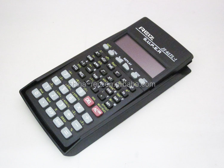 good quality mini slim card solar power pocket calculator