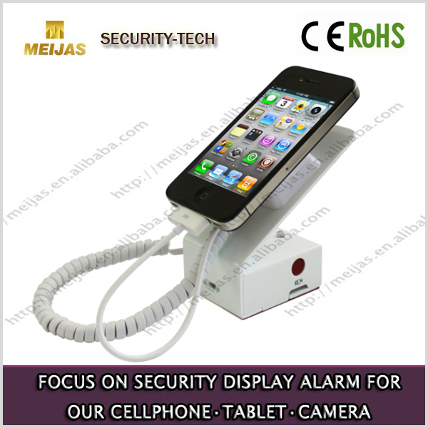 3M Sticker Charging retail store security alarm mobile display holder