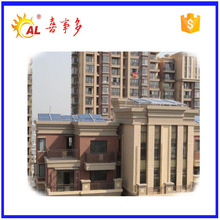 Rooftop Aluminum Alloy Concentrating Solar Thermal Collector