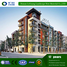 Modern cheap and safety high rise steel structure building construction projects