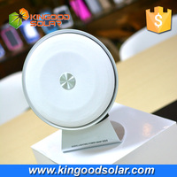 New products on china market mini bluetooth wireless table lamp charger 10000mah universal portable speaker 2016