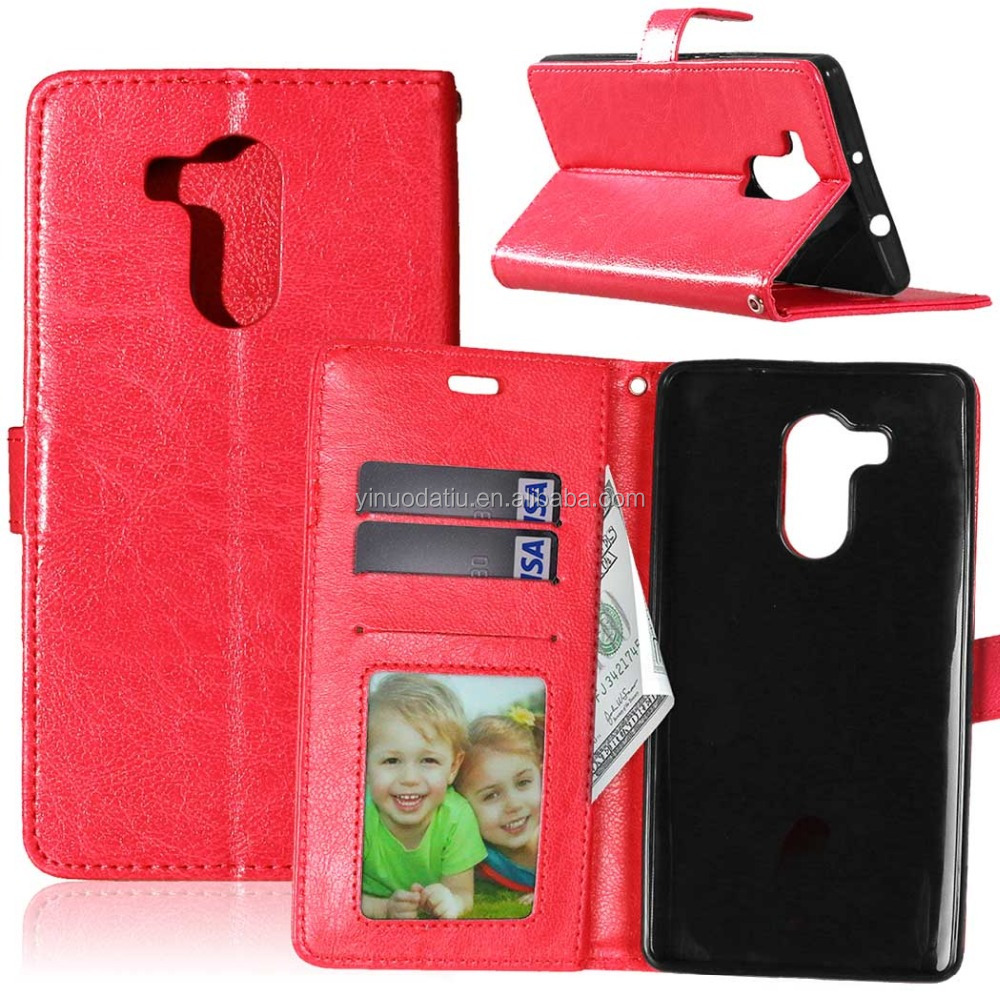 Mercury Wallet Shockproof Case for Huawei Mate 8 Smartphone Case Flip Leather