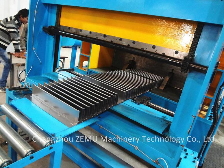 Transformer Corrugated tank Sheet Machine