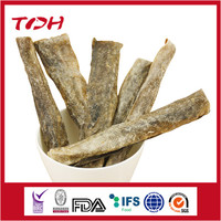 Natural Fish Skin Stick Pet Food Private Label Dry Pets Food And Dogs Dental Chew Treats Snacks Factory Manufacturer