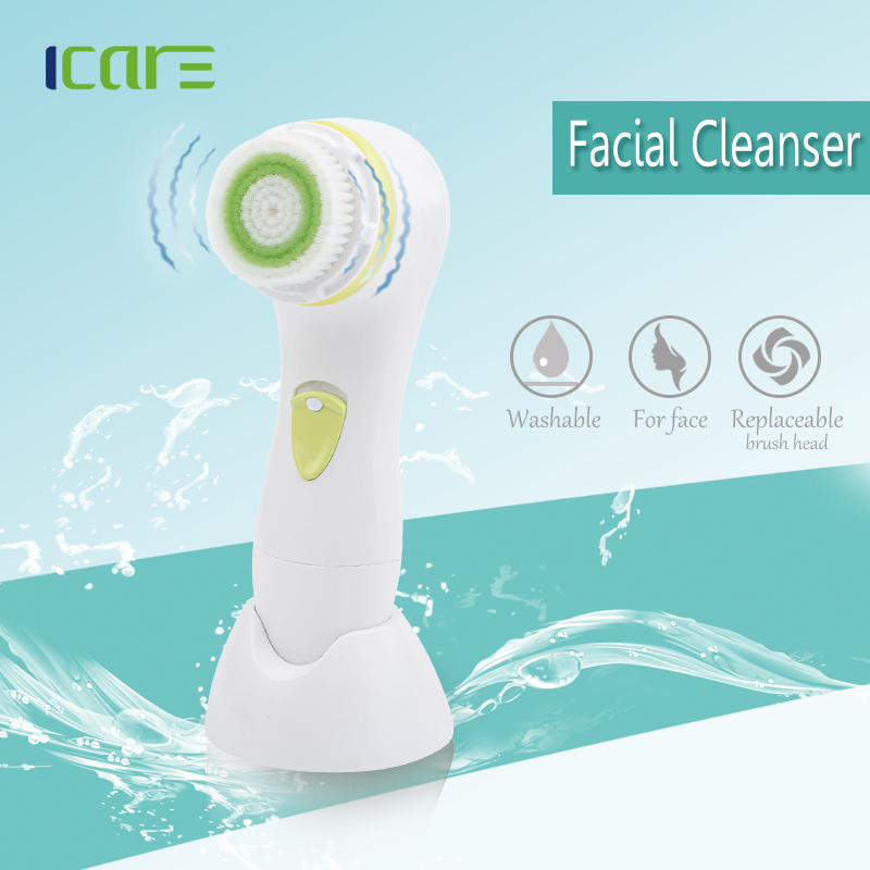 battery operated Facial cleaner /facial cleaning brush