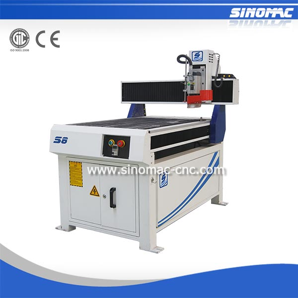 S8-0609 Chinese Mini 3D CNC Wood Carving Machine