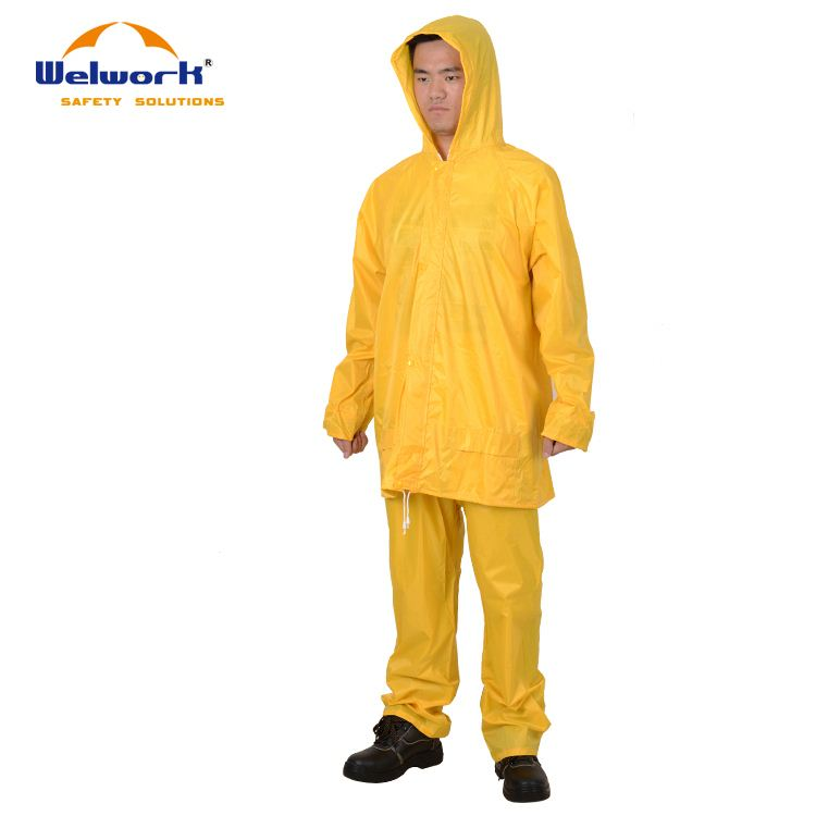 Factory Price Comfortable motorcycle rain suit