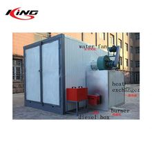 Industrial Diesel Powder Coating Rotary Heating Drying Oven