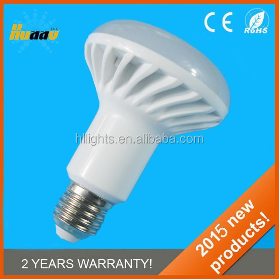 Hot 10W SMD2835 R80 LED Lighting <strong>Bulb</strong> AC85-265V 12V AC DC E14 E27