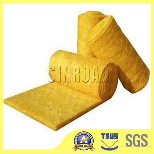 China Supplier Fast Delivery Building Material Lowest price Glass Wool Pipe / Tube with Aluminium Foil