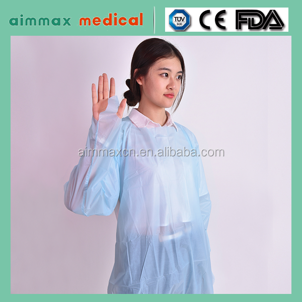 S/M/L/XXL sterile disposable surgical dressing gowns/Protective SMS Isolation Coverall Disposable Medical Supply Gown