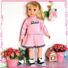 Cheerleaders doll clothing fits 18 inch doll clothing