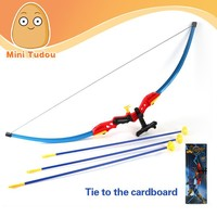 Hot sale kids plastic bow and arrow toys set Cheap China toys
