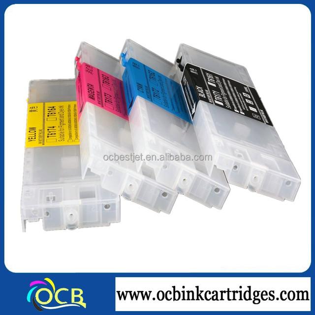 300ml Ink Cartirdge For Epson B310n B300 B500 B510dn Refill Cartridgecolor BK