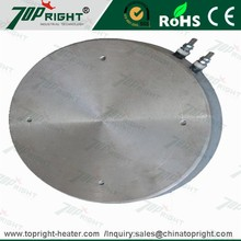 Industry aluminum panel Casting heater for extruder