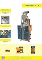 Vertical New Packaging Machine Model DYNAMIC SMC