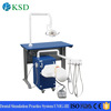 Portable dental unit equipment for dental china dental training models