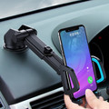 Retractable Car Phone Holder Air Outlet Windshield Dashboard Multifunction Universal Sucker Car Phone Mount