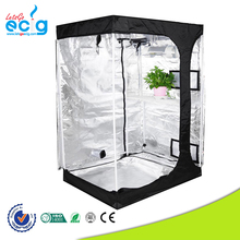 600D Cover Material greenhouse grow tent indoor hydroponic grow systems