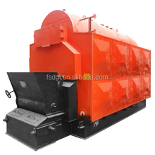 high quality horizontal coal fired hot water boiler for sale