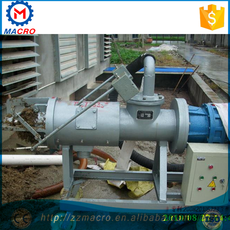 Fertilizer Drying Machine/solid Liquid Separator/chicken/pig/cow Dung Dewater Machine