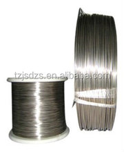 Nichrome wire Cr15Ni60 annealed bright soft