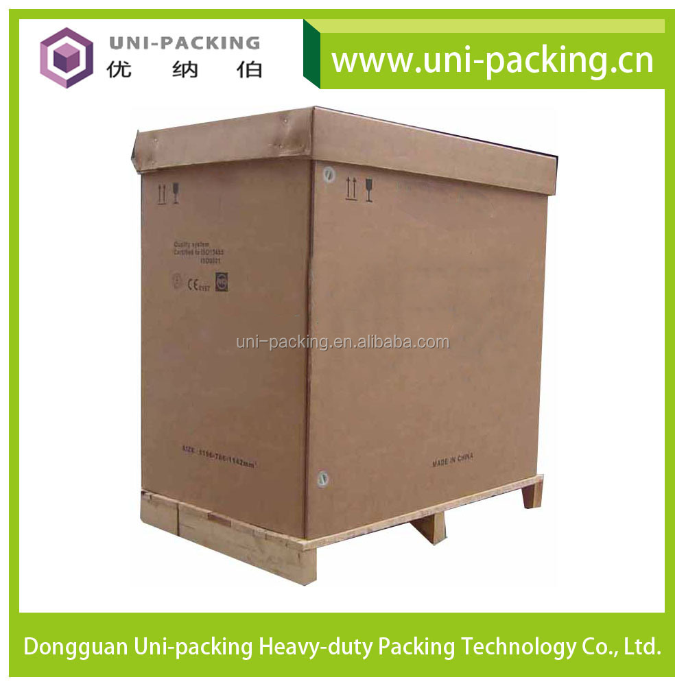 Heavy Duty Packaging Carton Box Food Grade Paper IBC, Wine 1000 Liter Container Paper IBC