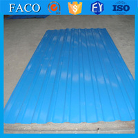 alibaba website roofing sheet corrugated pvc used galvanized corrugated sheet for wall sandwich panel price with great price