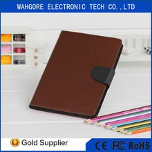 Mercury tablet leather case flip cover wallet case for samsung Tab 3 8.0/T310/T315/P8200 flip case many color