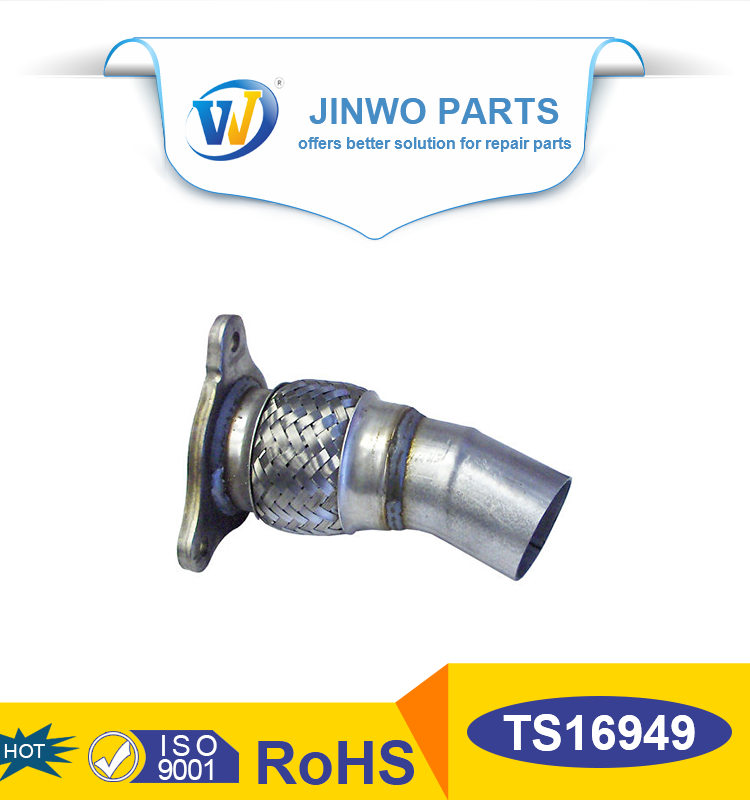 2 inch flexible exhaust pipe for car
