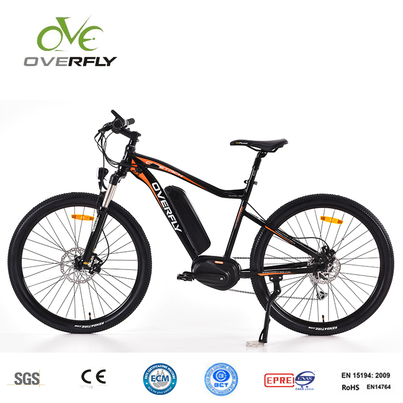 aluminum alloy frame bafang second generation mid drive system xingyue electric bike electrical bicycle mountain bike