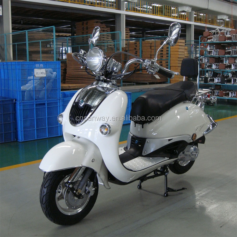 Moped scooter 50cc (Scooter 50QT-15A)