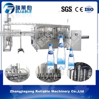 Good Service Automatic Water Bottling Equipment