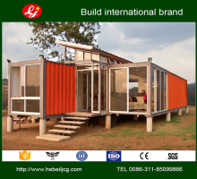 All kinds of standard size container house