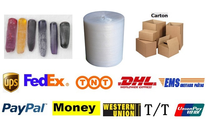 packing shippment and payment