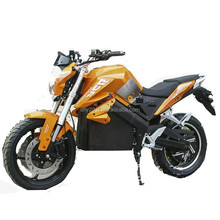 Electric sports motorcycle