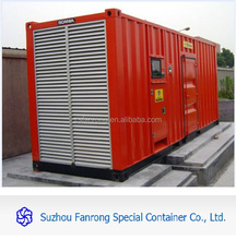 40ft reefer container price with reefer container generator