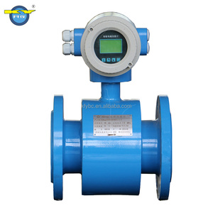 KY E-Mag Ac/Dc/Battery Powered Magnetic Flow Meter