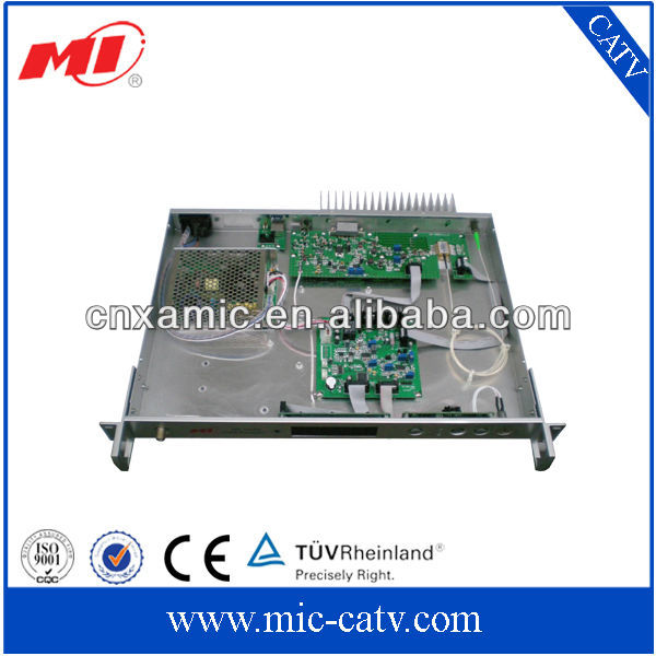 cable tv audio optical transmitter and receiver
