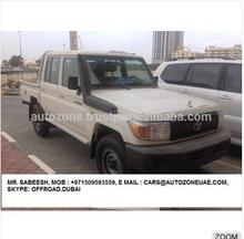 High Quality TOYOTA LAND CRUISER PICK UP DOUBLE CABIN HZJ79