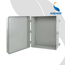 SAIP/SAIPWELL 600*400*200mm Plastic Customized Hinged Electrical Enclosure