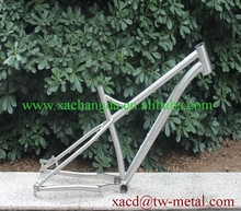 29er MTB bike china made titanium bicycle frame OEM titanium mountain bike frame