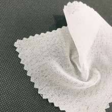 75D 100% polyester shrink-resistant bọc knitting interlining