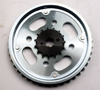 WH 43T Motorcycle Sprocket For Honda